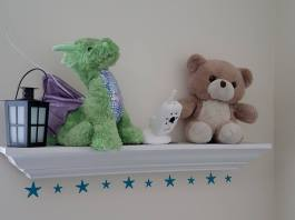 Stuffed animals and a spy cam