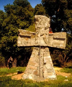 Kay's cross